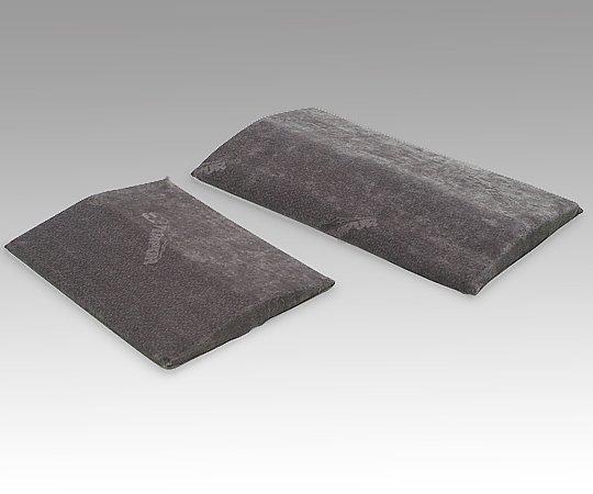 テンピュール(R) ベッドバッグサポート (690x400x10~60mm) 1個【条件付返品可】