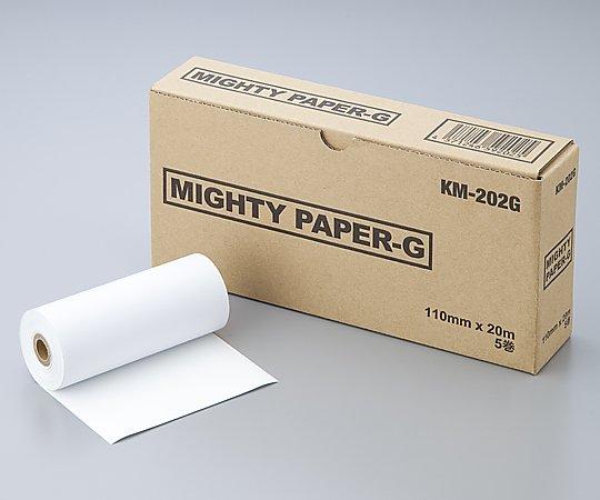超音波画像記録紙 KM-202G 1箱(5巻入り)【条件付返品可】