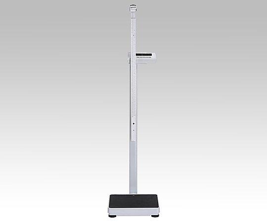 身長計付体重計[検定付]MS4900+HM201D 1台 【キャンセル・返品不可】