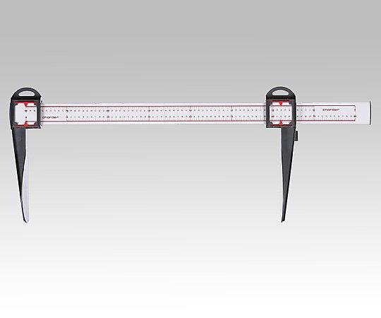 乳児用身長計 HM80P 100~800mm 1個【条件付返品可】