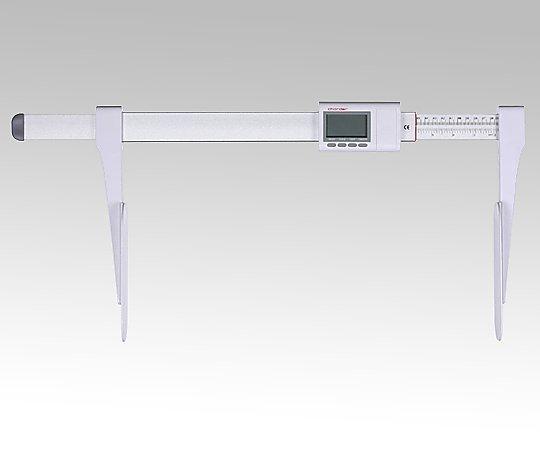 乳児用デジタル身長計 HM80D 350~800mm 1個【条件付返品可】