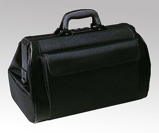往診かばん (440x250x250mm/フロントポケット1個) 1.20.411(黒) 1個【条件付返品可】