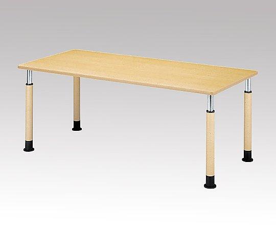 昇降式テーブル (角型/1800x800x595~795mm) FP-1880K(角型) 1台 【大型商品】【同梱不可】【代引不可】【キャンセル・返品不可】