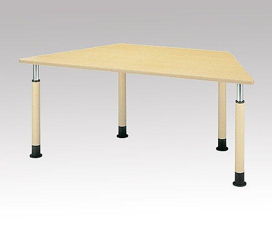 昇降式テーブル (台型/1800x900x595~795mm) FP-1890D(台型) 1台 【大型商品】【同梱不可】【代引不可】【キャンセル・返品不可】