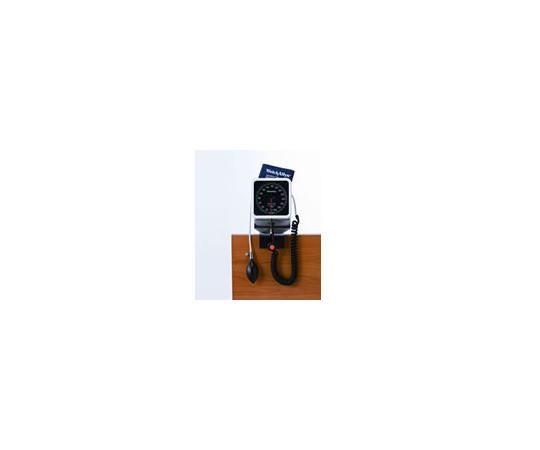 血圧計[タイコス767シリーズ] 87001040 ベッド取り付け金具(バッグボード用) 1個【条件付返品可】