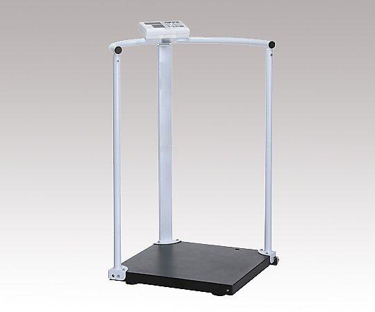 手すり付き体重計[検定付]MS2504 1台 【キャンセル・返品不可】 【大型商品】【同梱不可】【代引不可】【キャンセル・返品不可】