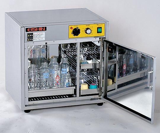 哺乳瓶用殺菌保管庫[さっきんくん] HCS-118 675x390x470mm 1台【条件付返品可】