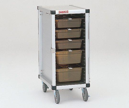 医療用器材回収ボックス用 回収カート EFL-GSD 1台【条件付返品可】
