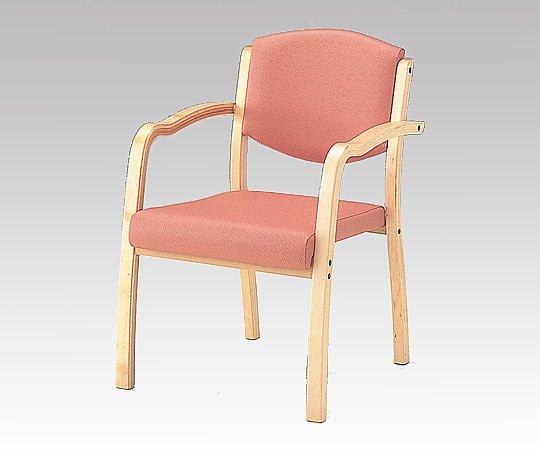 強度に優れた椅子 (ホープ) (540x590x800mm/オレンジ) HPE-150-V オレンジ 1脚 【大型商品】【同梱不可】【代引不可】【キャンセル・返品不可】