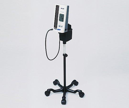 水銀柱イメージ・デジタル血圧計用スタンド NPDM3000-021 1個【条件付返品可】