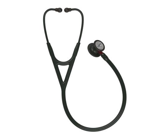 リットマン 聴診器 ステソスコープ カーディオロジーIV 6200 ブラック Black Edition 3M スリーエム【返品不可】