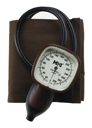 MMI ワンハンド式アネロイド血圧計 MSM210 村中医療器【条件付返品可】