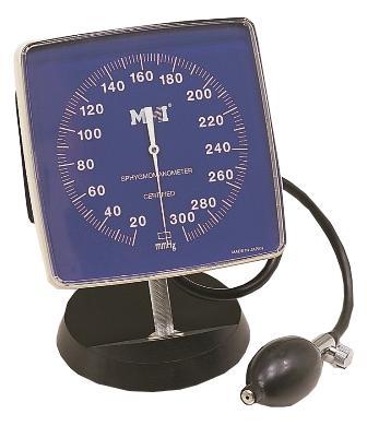 MMI 大型アネロイド血圧計 MSM230 (卓上型) 村中医療器【条件付返品可】