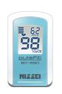 パルスフィット(指先クリップ型パルスオキシメーター) BO-650 クルール・ブルー【返品不可】