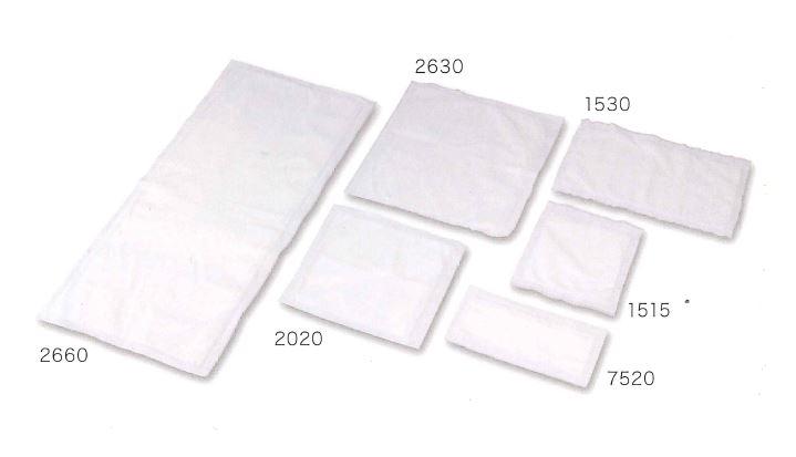 医療総合商社が運営 シングルパッドA 滅菌済 信憑 1515 爆売り 30袋入 15cmx15cm 白十字 19057 返品不可