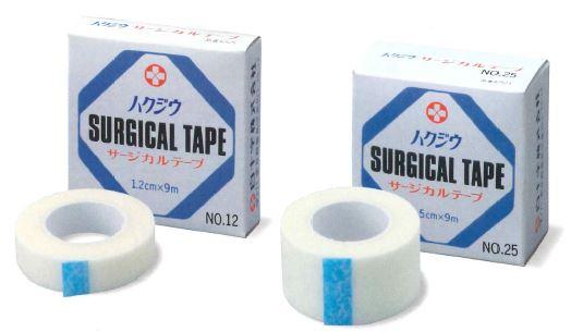 奉呈 医療総合商社が運営 サージカルテープ No.25 2.5cmx9m 42524 白十字 返品不可 賜物
