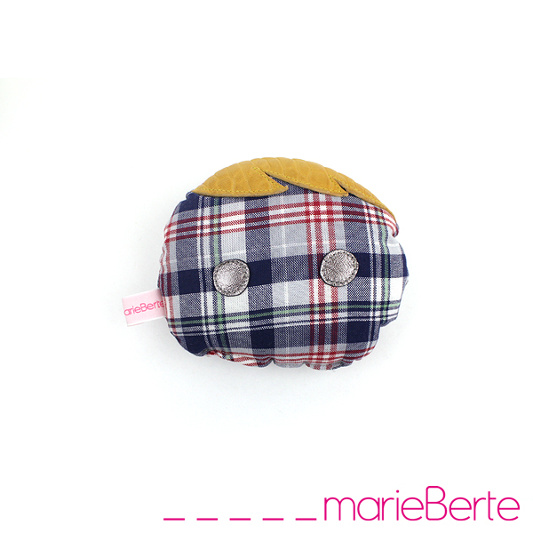 "marieBerte Marie belt Roger Family mini cushion (S) ""non-"" (22 MB-ROGER-S) 0.3"