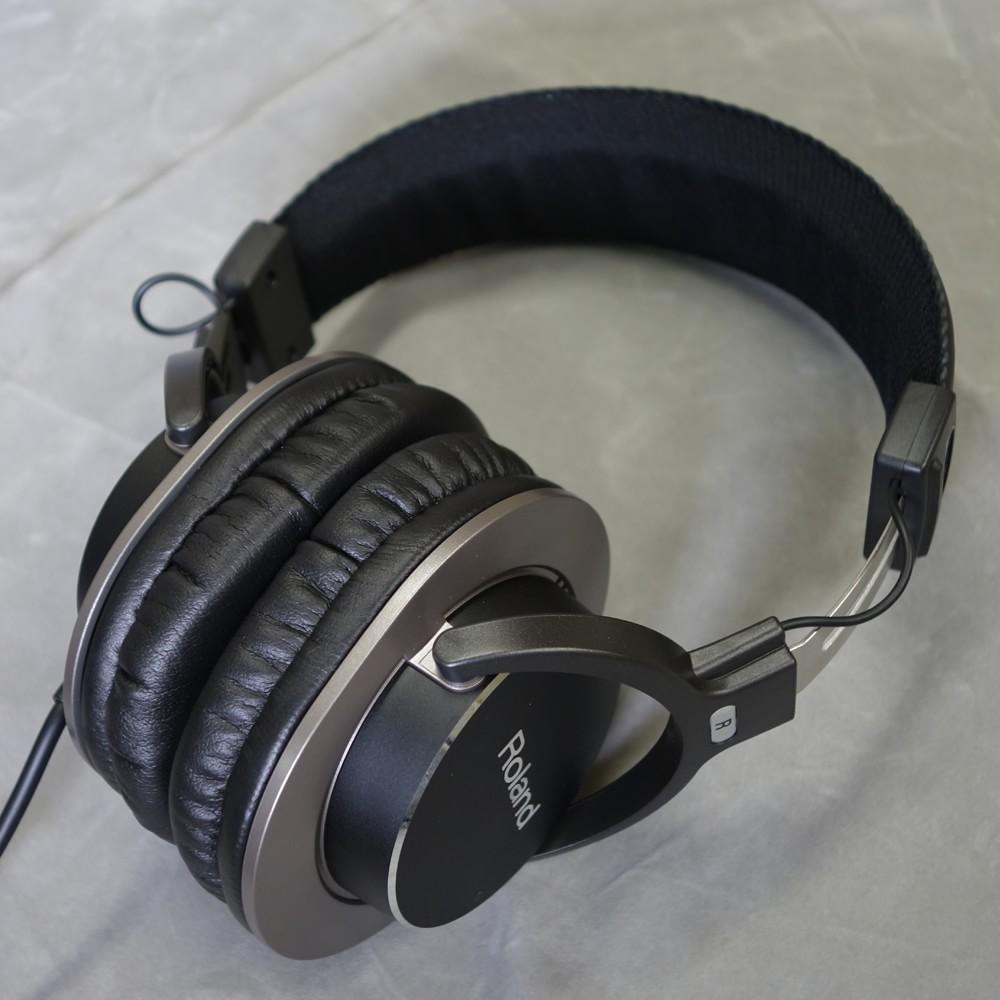 在庫あり【送料無料】Roland RH300 シンセサイザー・電子ピアノ用ヘッドフォン RH-300:モニターヘッドフォン【ラッキーシール対応】