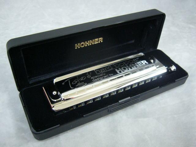 """HOHNER(ホーナー)クロマチックハーモニカ Toots""""Hard Bopper"""" 7539/48 (トゥーツ/ハードバッパー)【お取り寄せ】【ラッキーシール対応】"""