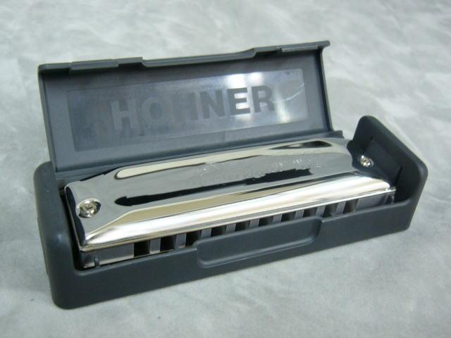 【送料無料】HOHNER(ホーナー) 10穴ハーモニカ Meister Klasse 580/20MS (マイスタークラス)C調【お取り寄せ】