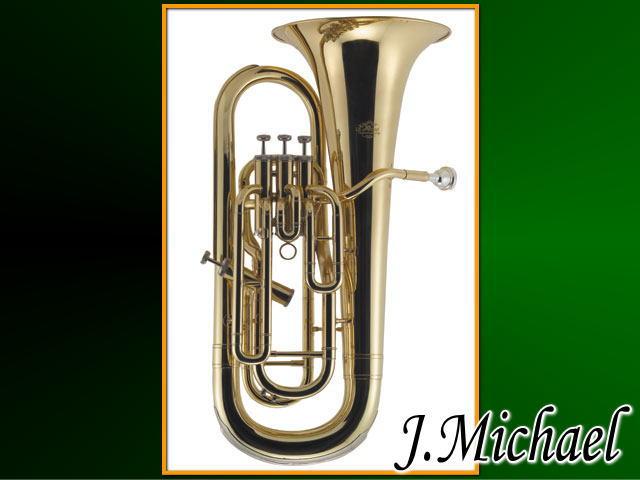 【送料無料】【クロス/バルブオイル付】J.Michael ユーフォニアム EU-1500 (Jマイケル/EU1500)【ラッキーシール対応】