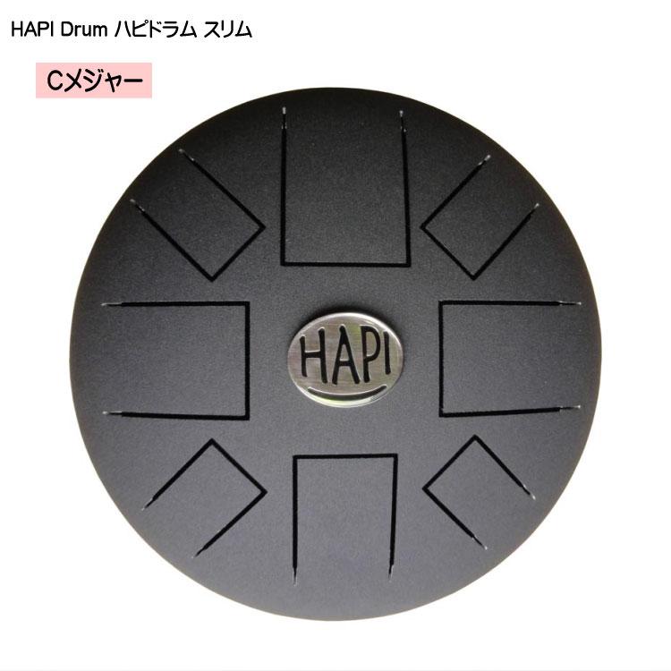 HAPI Drum スリム 【Cメジャー】キャリングバッグ・マレット付き ハピドラム スリットドラム【ラッキーシール対応】