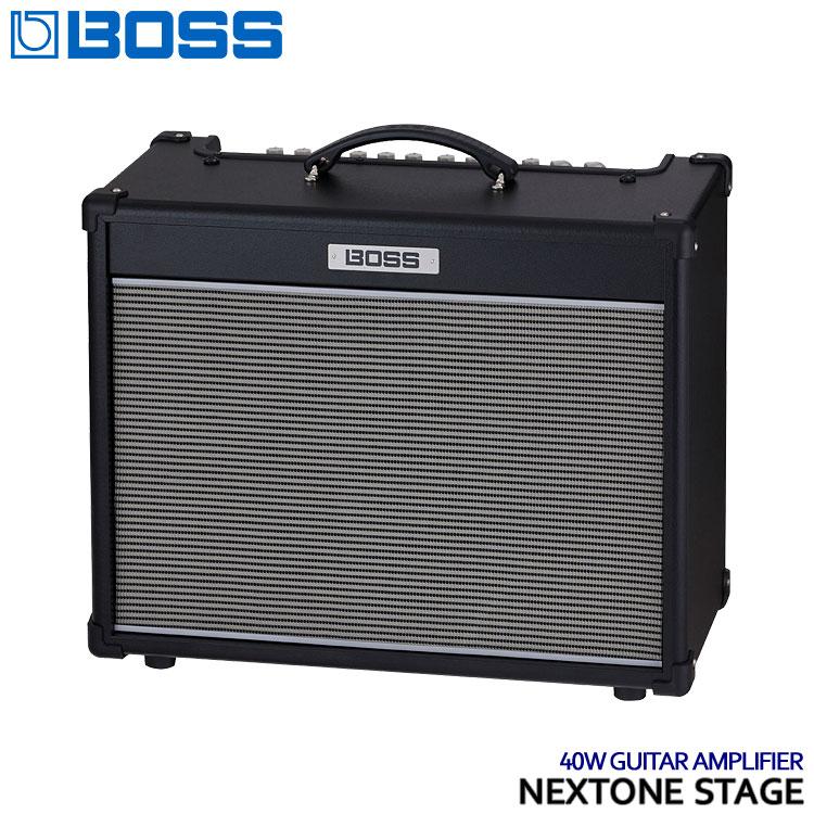在庫あります【送料無料】BOSS ギターアンプ NEXTONE STAGE ボス ネクストーンステージ NEX-STAGE【ラッキーシール対応】