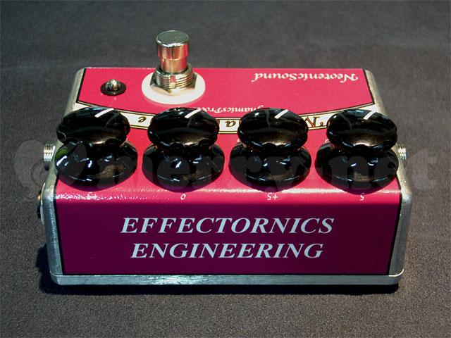 Neotenic 動力學魔法力場聲音處理器 neotenic 聲音 EFFECTORNICS 工程效果