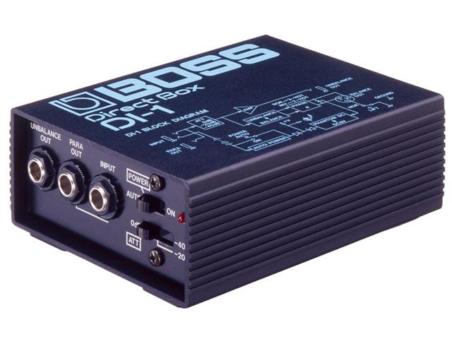 【送料無料】BOSS ボス ダイレクトボックス DI-1