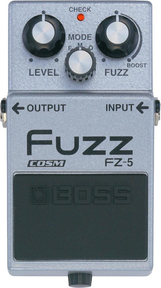 【送料無料】 BOSS ファズ 【ラッキーシール対応】 ボスコンパクトエフェクター FZ-5 Fuzz