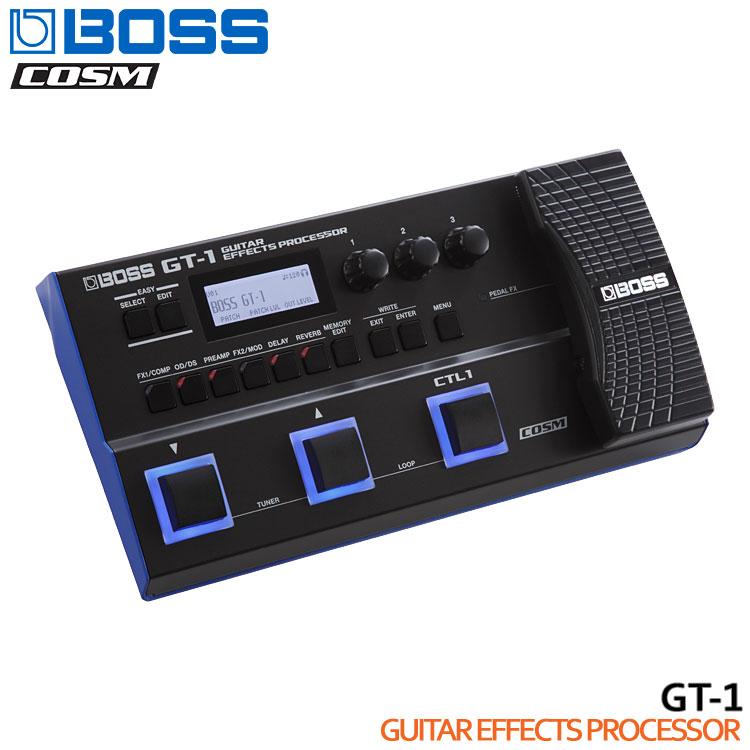 ボス エフェクター 在庫あり【送料無料】BOSS マルチエフェクター GT-1
