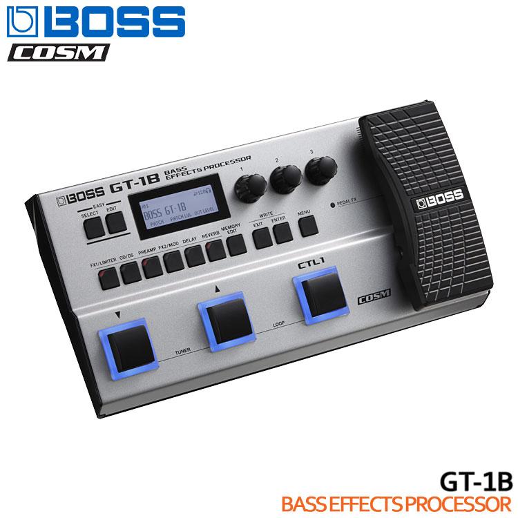 【送料無料】BOSS ベースマルチエフェクター GT-1B ボス エフェクター
