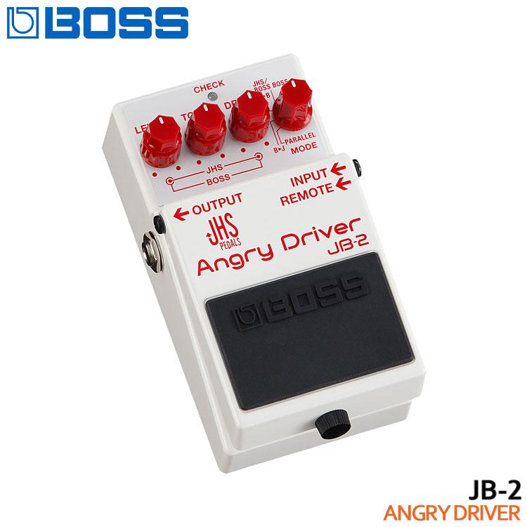 在庫あり【送料無料】BOSS アングリードライバー JB-2 Angry Driver ボスコンパクトエフェクター■PU5