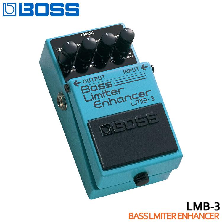 【送料無料】BOSS ベースリミッターエンハンサー LMB-3 Bass Limiter Enhancer ボスコンパクトエフェクター