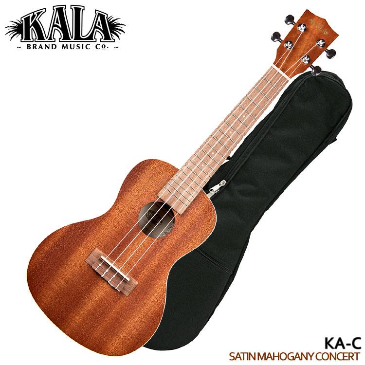 在庫あります【送料無料】KALA コンサートウクレレ KA-C カラ ギアペグタイプ ULULELE マホガニー マホガニー カラ ULULELE 初心者向け 入門用【ラッキーシール対応】, 【限定製作】:694c4947 --- officewill.xsrv.jp