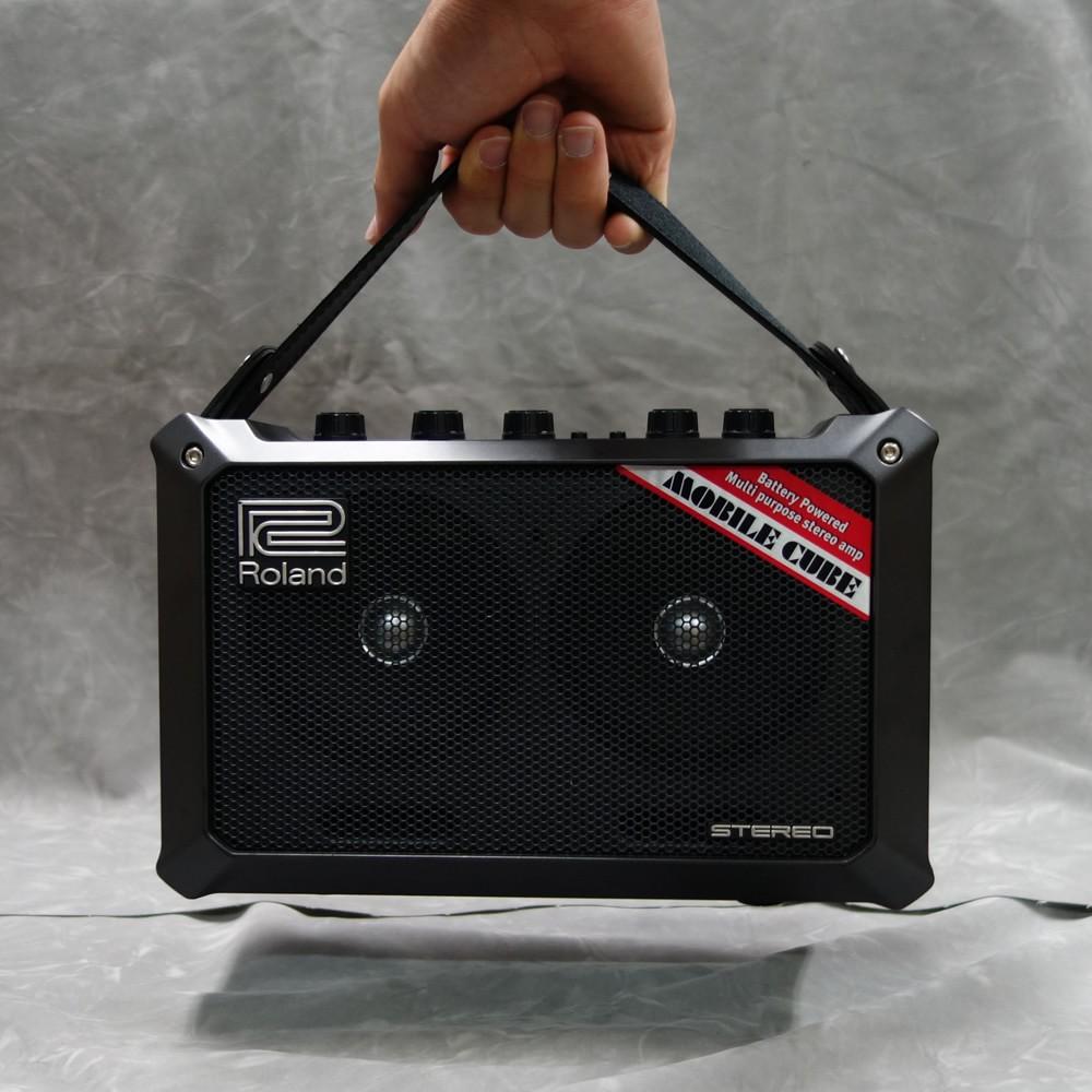 在庫あり【送料無料】ローランド MB-CUBE:コンパクト アンプ/Roland モバイルキューブ【ラッキーシール対応】