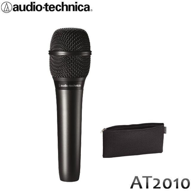 オーディオテクニカ コンデンサーマイク ハンドヘルド型 AT2010 (audio-technica)