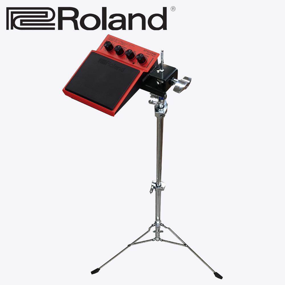 【送料無料】ローランド デジタルパーカッション WAV再生モデル SPD ONE WAV(スタンド付き)