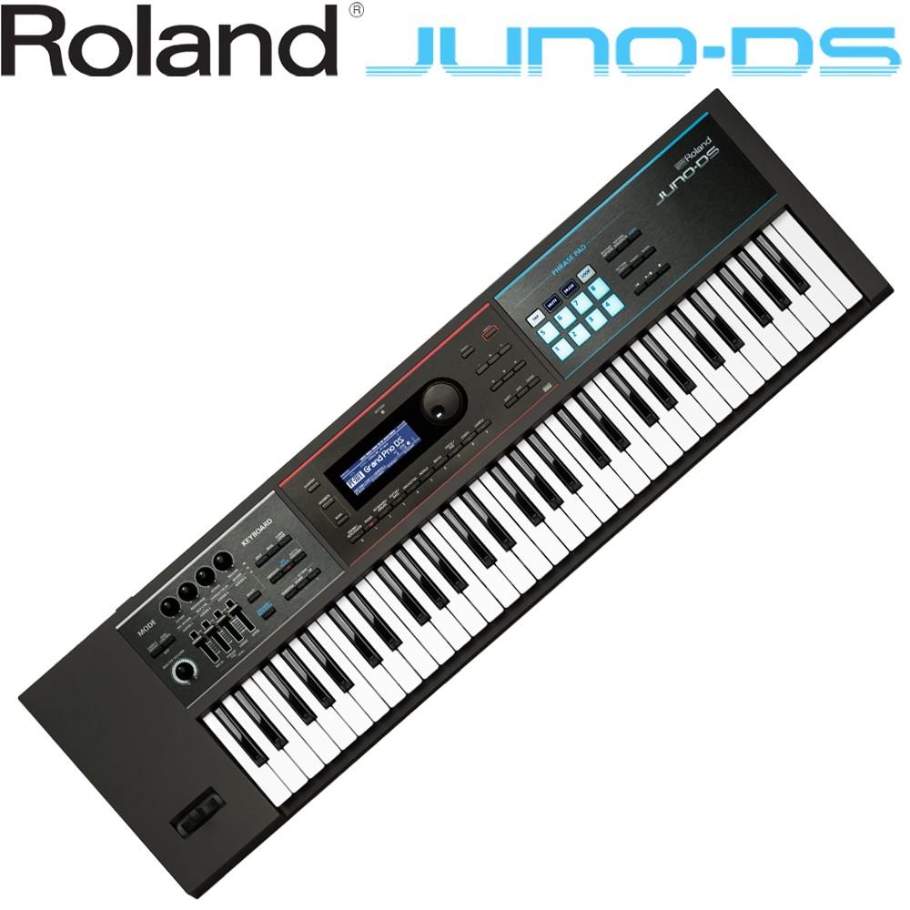 Roland / ローランド シンセサイザー JUNO-DS61(61鍵盤キーボード・ジュノDS)【送料無料】【ラッキーシール対応】