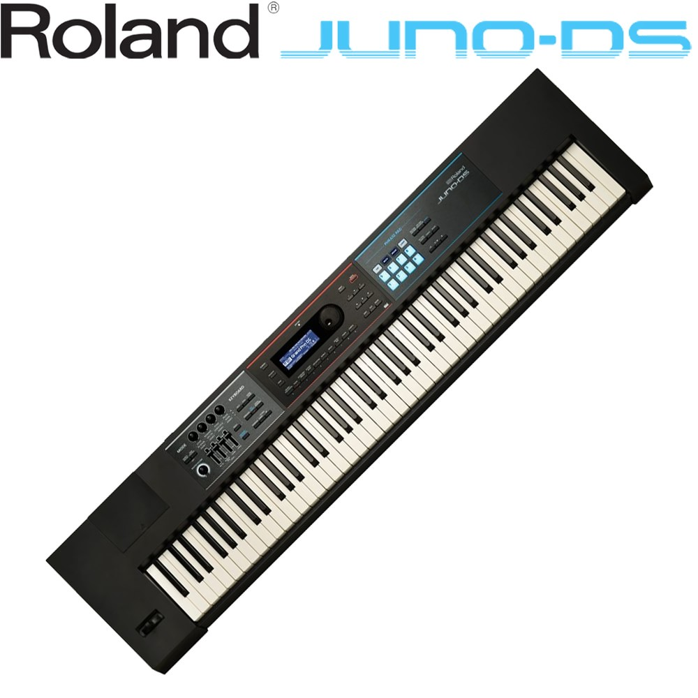 【送料無料】Roland / ローランド シンセサイザー JUNO-DS88(88鍵盤ピアノタッチキーボード)【ラッキーシール対応】