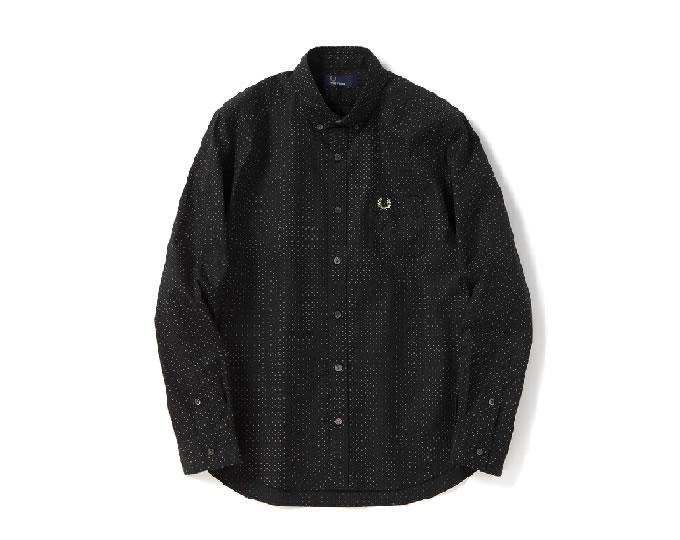 [ FRED PERRY ] ボタンダウンシャツ / B.D Shirt