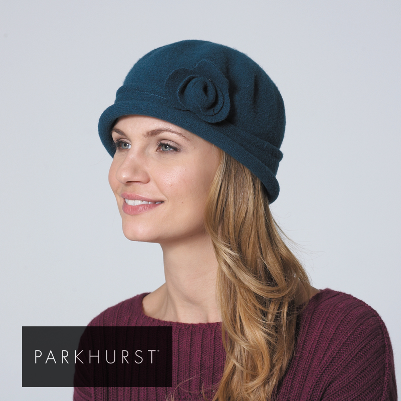 992930f536ab messe  Wool felt hat with soft