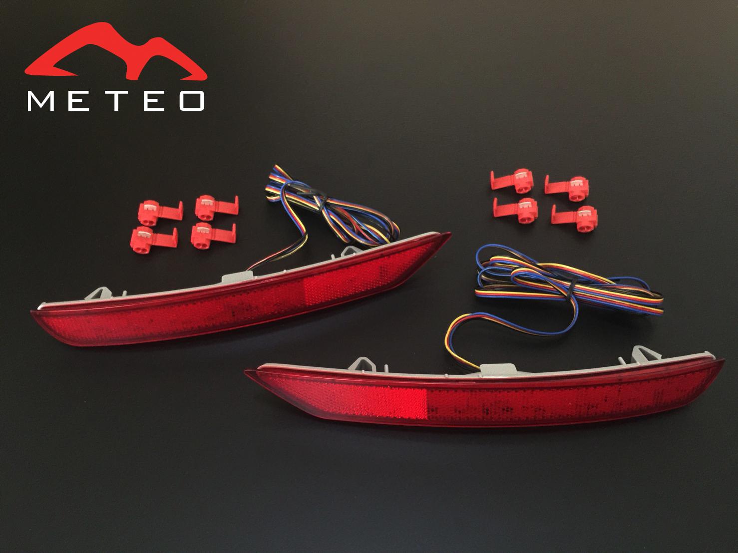 METEO スバル フォレスター 流れるウィンカー仕様LEDリフレクター メテオ(テールに)