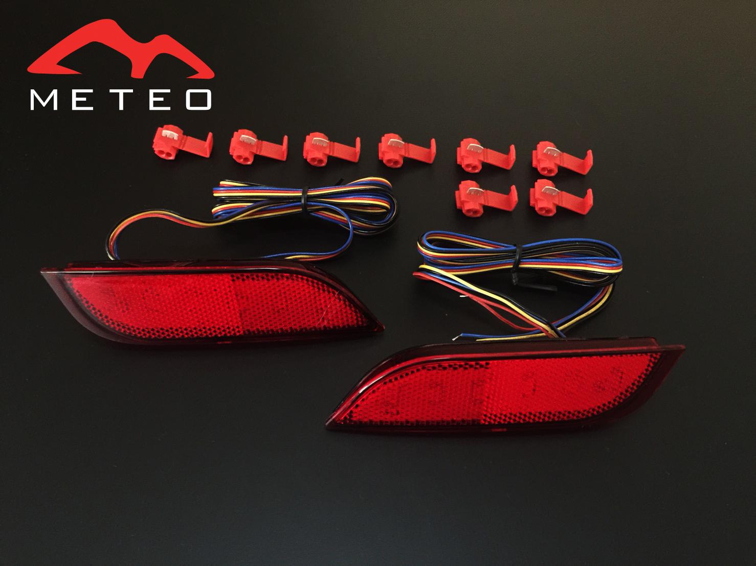 METEO スバル XV・インプレッサ・エクシーガ・レガシィ・レヴォーグ LEDリフレクター メテオ(テールに)