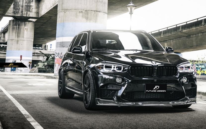 BMW Xシリーズ X5 F15 専用 X5M F85 LOOKに変身 フルエアロパーツ フロント リア バンパー ボディ キット X5M
