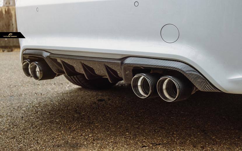 BMW F87 M2 リアバンパー用カーボン リア ディフューザー 本物DryCarbon ドライカーボン パフォーマンス エアロ スポイラー 特典 年越し 快気祝 お支払い方法について 当店人気 おすすめ おしゃれ トレンド