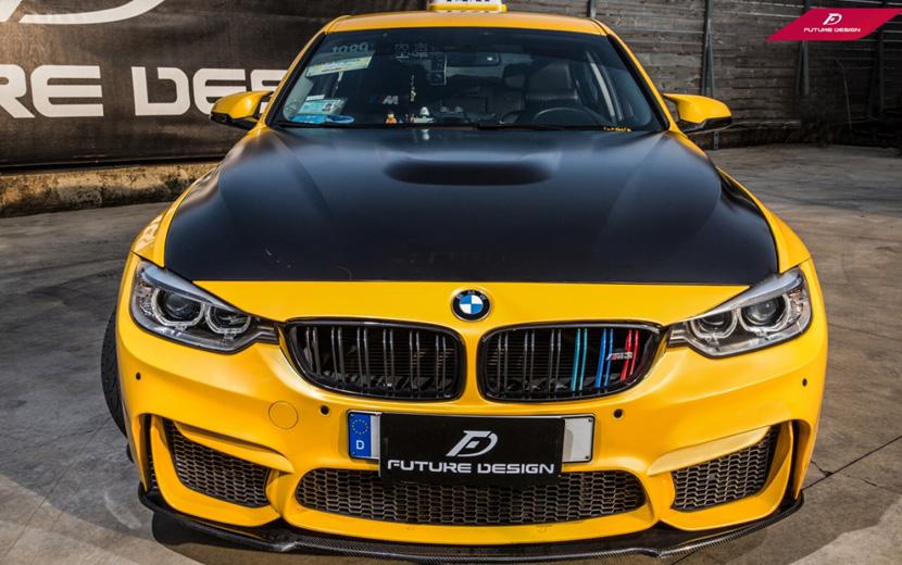 BMW 3シリーズ 4シリーズ F30 F31 F32 F33 F35 F36 専用 ドーム式 ボンネット パフォーマンス Mエンジンフード 隆起 Mルック Mタイプ