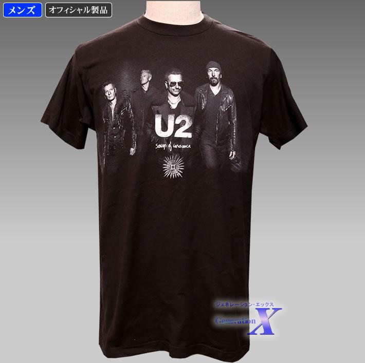 カッコいい 特価キャンペーン U2オフィシャルTシャツ 激安格安割引情報満載 メンズTシャツ ウォーク