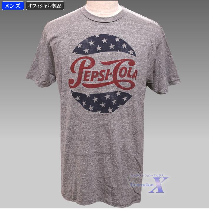 クラッシックなペプシコーラのデザインがシブイ 米国ペプシ公式Tシャツ メンズ ファッション通販 Seasonal Wrap入荷 アメリカ