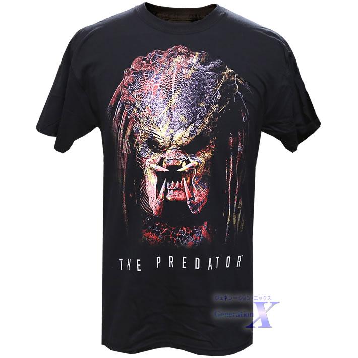 世界の人気ブランド イイね 映画 ザ プレデター Predator The 2018年新作米国公式メンズTシャツ 至高